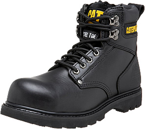 Caterpillar Steel Toe Work Boots, Shoes