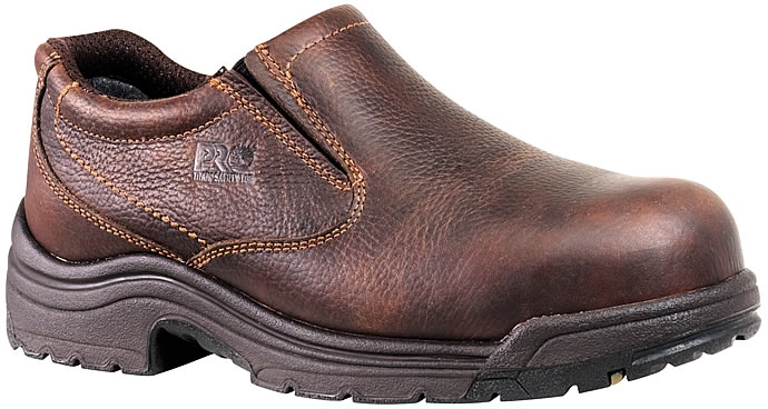 Timberland PRO Men's 53534 Titan Safety-Toe Slip-On | Timberland ...